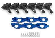 Franklin Eng. VR38 Coil Conversion Kit Suit Toyota 1JZ/2JZ - BLUE