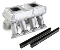 HOLLEY GM LS3/L92 Hi-Ram EFI Manifold - Blank Top Plate