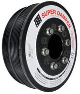 "ATI Super Damper - GM LS1/LS2 7.5"" 6 Bolt for Supercharged Application- 918853"