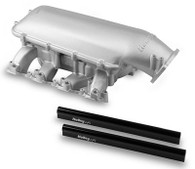 HOLLEY GM LS3/L92 Mid-Rise Intake - 92mm TB