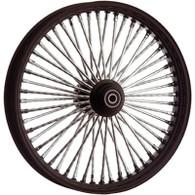 "ATTITUDE INC Max Spoke Wheel - Suits Harley - 26"" x 3.5"" DUAL DISC - 3/4"" AXLE"