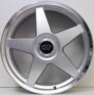 "HDT Momo 5 star Retro 20"" wheel"