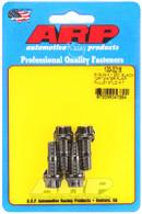 """ARP 12pt Water Pump Pulley Stud Kit - 5/16""""-24 x 1.250 Long BLACK"""