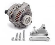 FRANKLIN ENG. LS Alternator Upgrade Kit for Nissan RB - SILVER