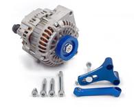 FRANKLIN ENG. LS Alternator Upgrade Kit for Nissan RB - BLUE