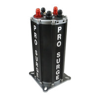 PROFLOW 1.5L Billet Pro-Surge Tank - Fitted with 2x 340LPH Pumps