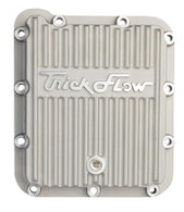 TRICKFLOW Transmission Pan - Deep, Finned - Ford C4 Case Fill