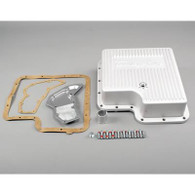 TRICKFLOW Transmission Pan - Deep, Finned - Ford C6