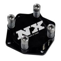 NITROUS EXPRESS Manifold Pressure Release Plate - Universal