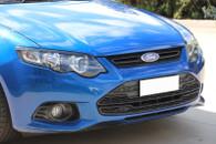 TLG Ford FG Falcon Headlight Eyelids - Gloss Black