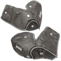 AEROFLOW Carbon Turbo Beanie set Suit Nissan R35 GTR VR38 - PAIR