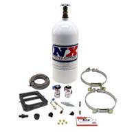NITROUS EXPRESS 4bbl Plate Nitrous System - 50-250hp Wet Shot 4500