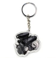 TLG RB30 Turbo Engine Key Ring