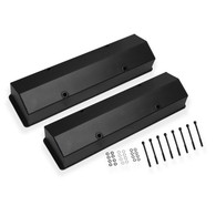 PROFLOW Fabricated Sheet Metal Valve Covers - Small-Block Chevrolet