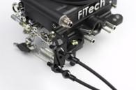 PROFLOW Stainless Steel Kickdown kit - FiTech Black