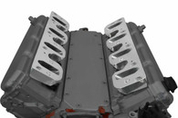 ICT GM Billet Intake Manifold Adaptors - GM LT1 Head to LS Cathedral Port Manifold
