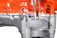 "ICT GM LT 1/8"" Dual Feed Oil Port Adaptor Plate"
