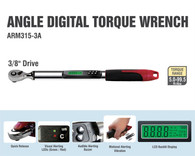 """ACDelco Tools Digital Torque Wrench - 5-99.5 ft.-lbs. Range , 3/8"""" Drive"""