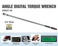"""ACDelco Tools Digital Torque Wrench - 73.4-738 ft.-lbs Range , 3/4"""" Drive"""