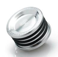 RPI Billet Cam Seal - Honda B16/B18/B20 & H22/H23 - SILVER