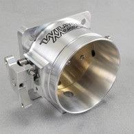WILSON MANIFOLDS Billet Throttle Body - Cable 95mm suit Ford EB-AU & Mustang 5L V8