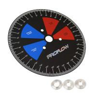 "PROFLOW 11"" Camshaft Degree wheel"