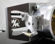 WILSON MANIFOLDS Throttle Cable Bracket suit Wilson 4-Bolt Throttle Bodies