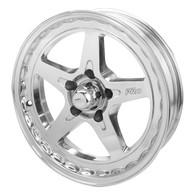 STREET PRO II Ford 5x114.3 - 15x4  / 2.00' Back Space Wheel POLISHED