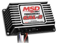 MSD Digital Programmable 6AL-2 Ignition Control - BLACK