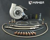 MAMBA GTX Oil-Cooled Turbo For Toyota 1HZ - TD05H-16G 7cm Bolt-On kit
