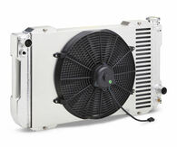 "PROFORM LS Conversion Universal Radiator Kit - 26"" Core w/ Fan & Shroud"