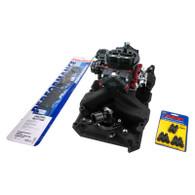 PROFLOW Chrysler 273-360 Intake Manifold & Carburettor KIT - Dual Plane w/ 750CFM