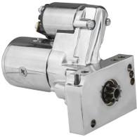 PROFLOW Starter Motor 1.9HP Suit SBC/BBC CHROME