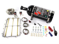 NITROUS EXPRESS Dual Stage Holley Hi-Ram Nitrous Plate System (50-300HP) (No Bottle)