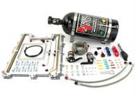 NITROUS EXPRESS GM LSA Blower Plate system (No Bottle) (100-150-200-250-300HP)