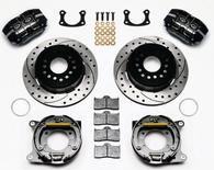 WILWOOD 320mm 4-Piston Disc Brake Kit to suit BA-FG IRS Sedan