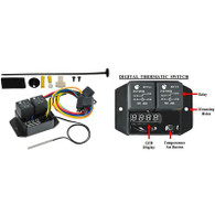 DAVIES CRAIG Digital Fan Thermatic Switch Kit