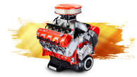 GM PERFORMANCE Crate Motor - ZZ632/1004HP Deluxe V8 - 10.3L