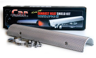 CAR BUILDERS Exhaust Heat Shield Kit (Curved)