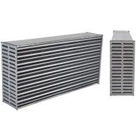 PROFLOW Bare Intercooler Core 600 x 300 x 76mm
