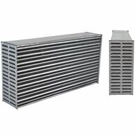 PROFLOW Bare Intercooler Core 600 x 300 x 125mm
