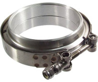 "PROFLOW V-Band Flange Kit Stainless Steel 3.5"" (90mm)"