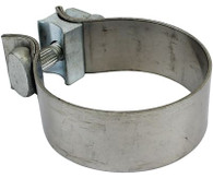 """PROFLOW Exhaust Clamp Stainless Steel 3"""""""