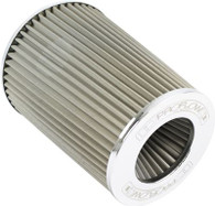 "PROFLOW 4"" Inlet Pod Filter 190mm High STAINLESS"