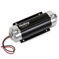 HOLLEY 100GPH HP In-line Fuel Pump