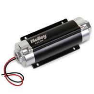 HOLLEY 100GPH HP In-line Fuel Pump