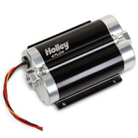 HOLLEY 130GPH Dominator In-Line Billet Fuel Pump