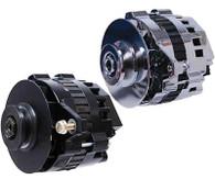 MSD Dynaforce Alternator GM Style 160A CHROME