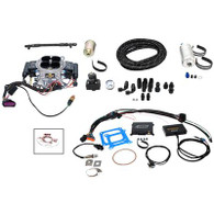 QUICKFUEL Throttle Body Fuel Injection 950 CFM QFi Master Kit POLISHED