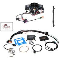 QUICKFUEL Throttle Body Fuel Injection 950 CFM QFi Base Kit BLACK
